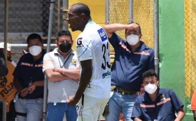 GOL de Juan Luis Anangonó en su debut con su nuevo equipo (VIDEO)