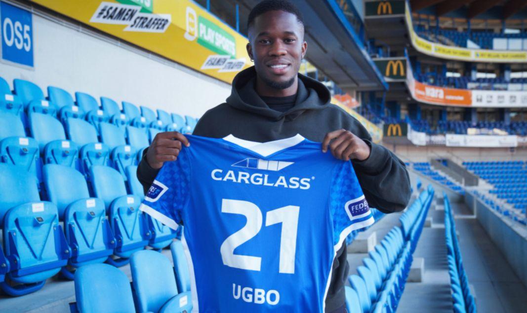 Genk confirma el fichaje de Ike Ugbo procedente del Chelsea