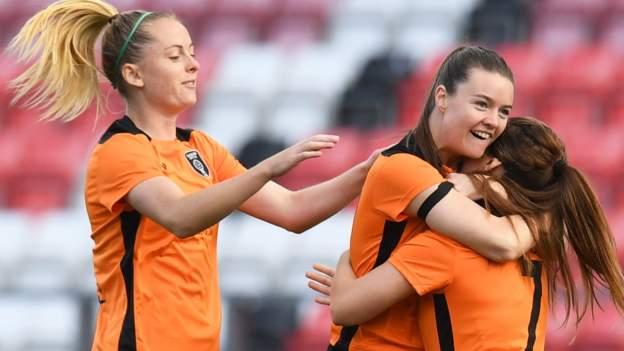 Glasgow City 3-0 Birkirkara: los anfitriones logran la victoria en el clasificatorio de la Liga de Campeones Femenina