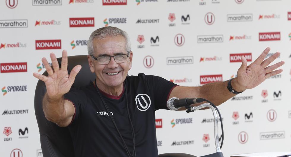 "Gregorio Pérez manda mensaje a cremas: ""Me gustaría regresar a Universitario""   Liga 1   NCZD-EMCC   FUTBOL-PERUANO"