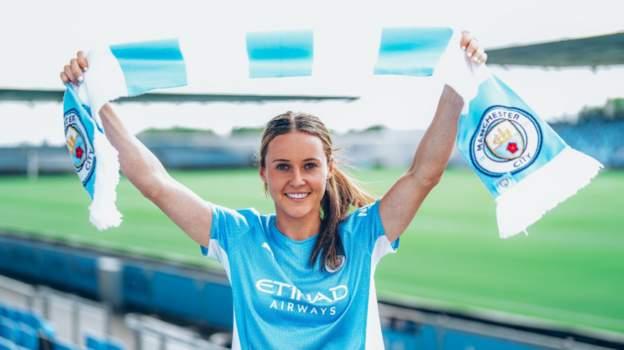 Hayley Raso: 'quiero ganarme mi lugar' en el Manchester City