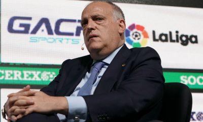 Javier Tebas explica las razones del acuerdo de inversión en La Liga