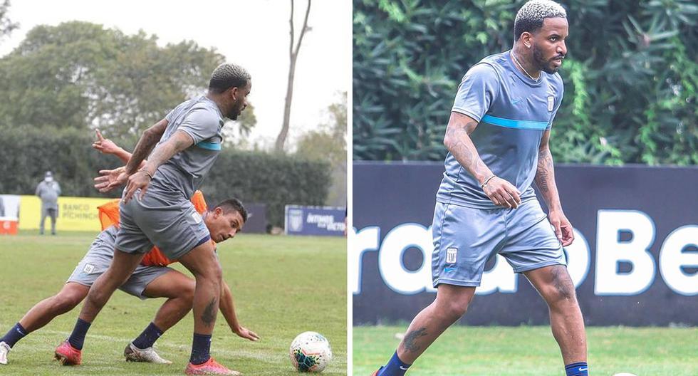 Jefferson Farfán hizo fútbol a unos días del Alianza Lima vs. César Vallejo por la Liga 1 | Farfán recuperado de lesión | Fase 2 | FOTOS | NCZD | FUTBOL-PERUANO