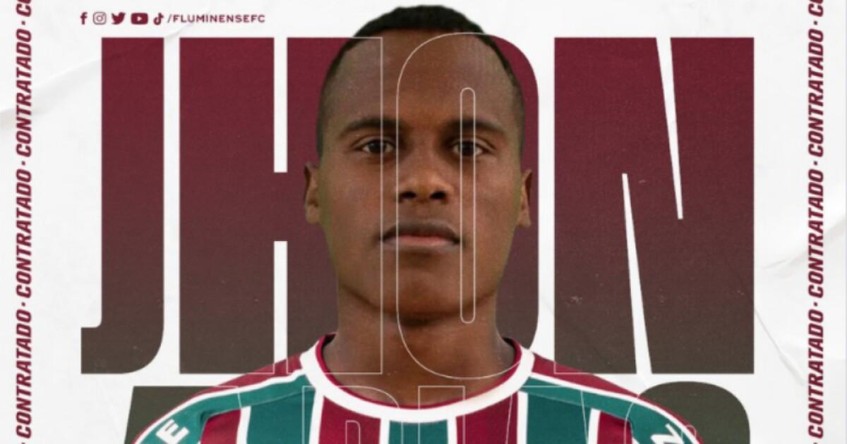 Jhon Arias, nuevo jugador de Fluminense tras salida de Santa Fe