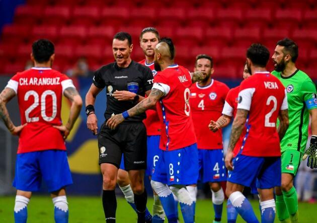» La 'Roja' cayó en la última actualización del ranking FIFA
