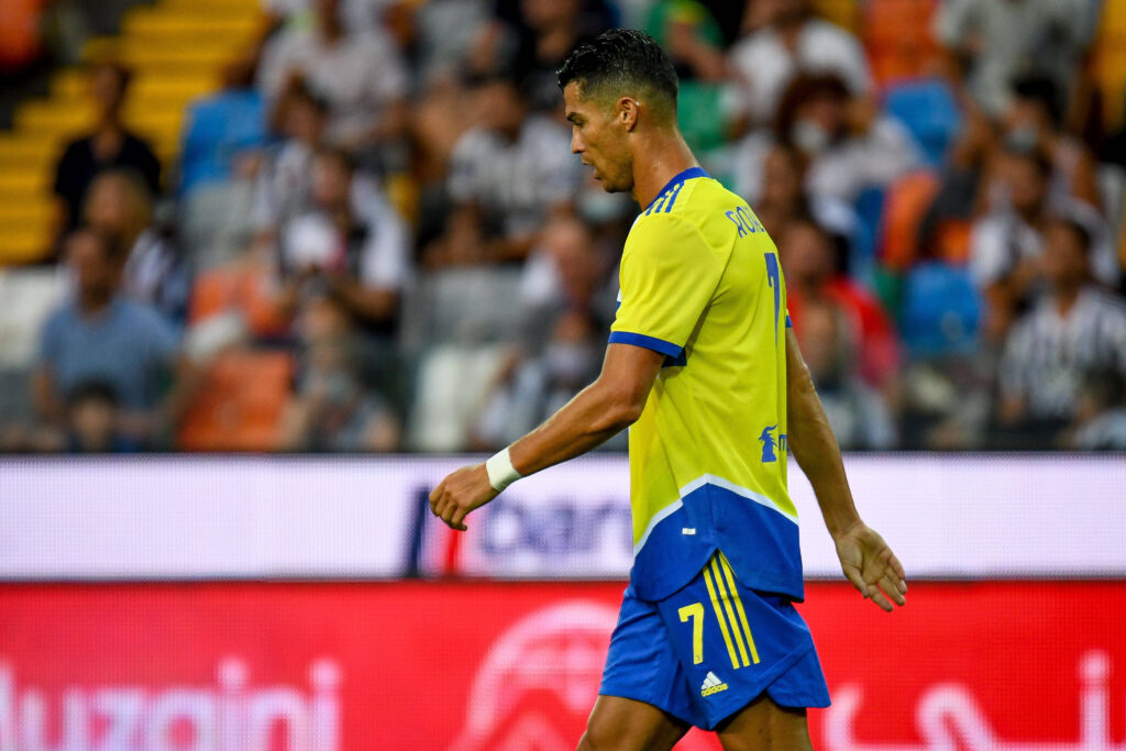 "La Juventus habla claro: ""Cristiano Ronaldo se queda"""