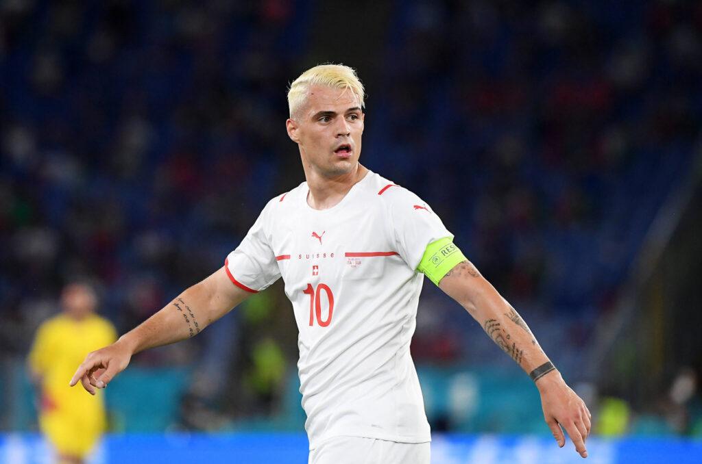 """La Roma ve cómo se le escapa Xhaka: """"se queda en el Arsenal"""""""
