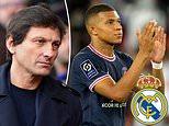 Leonardo 'le dice al vestuario del PSG que Kylian Mbappé se QUEDARÁ en los gigantes franceses esta temporada'