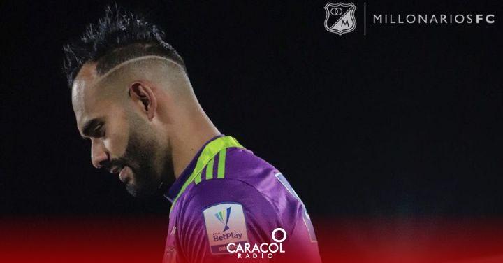 Lesión Vargas Millonarios: Millonarios perderá a Christian Vargas aproximadamente dos o tres semanas | Deportes