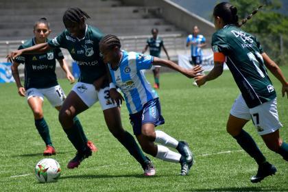 Liga Femenina Deportivo Cali vs Atlético Nacional   Futbol Colombiano   Fútbol Femenino