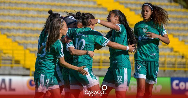 Liga Femenina: Equidad venció a Fortaleza y es líder parcial de la Liga Femenina | Deportes