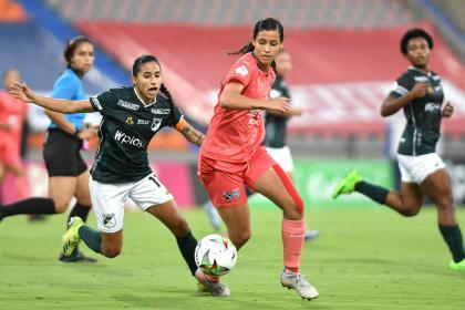 Liga Femenina Medellín y Cali empataron en el Atanasio Girardot | Futbol Colombiano | Fútbol Femenino