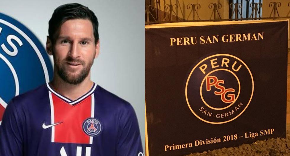 Lionel Messi: 'Perú San Germán', el equipo de San Martín de Porres que es viral en redes