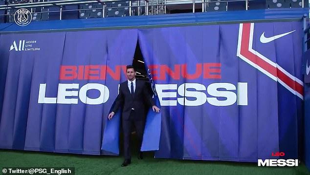 Lionel Messi: las primeras 24 horas del fichaje del PSG con el nuevo club mostrado en un video de acceso total