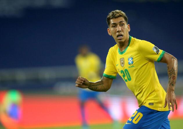 » Liverpool negó ceder a figuras de Brasil para Eliminatorias con Chile