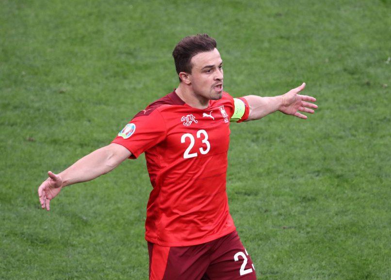 Lyon en conversaciones con Liverpool para fichar a Xherdan Shaqiri