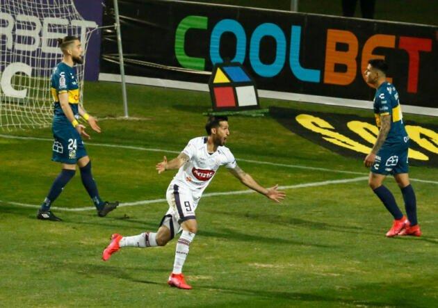 » Melipilla sorprendió a Everton y lo derrotó en Sausalito