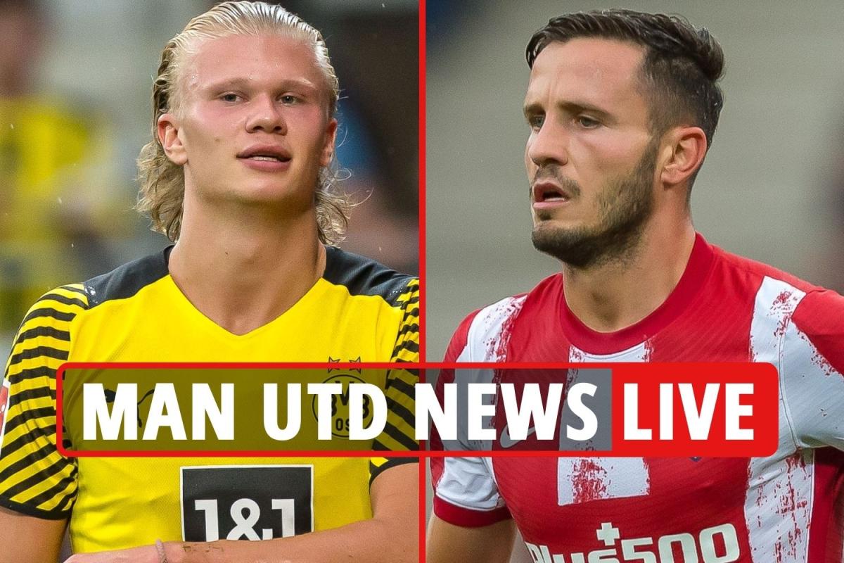 Noticias de transferencia de Man Utd EN VIVO: Erling Haaland EXCLUSIVE, Saul Niguez, Camavinga o Neves pueden unirse si Pogba se va