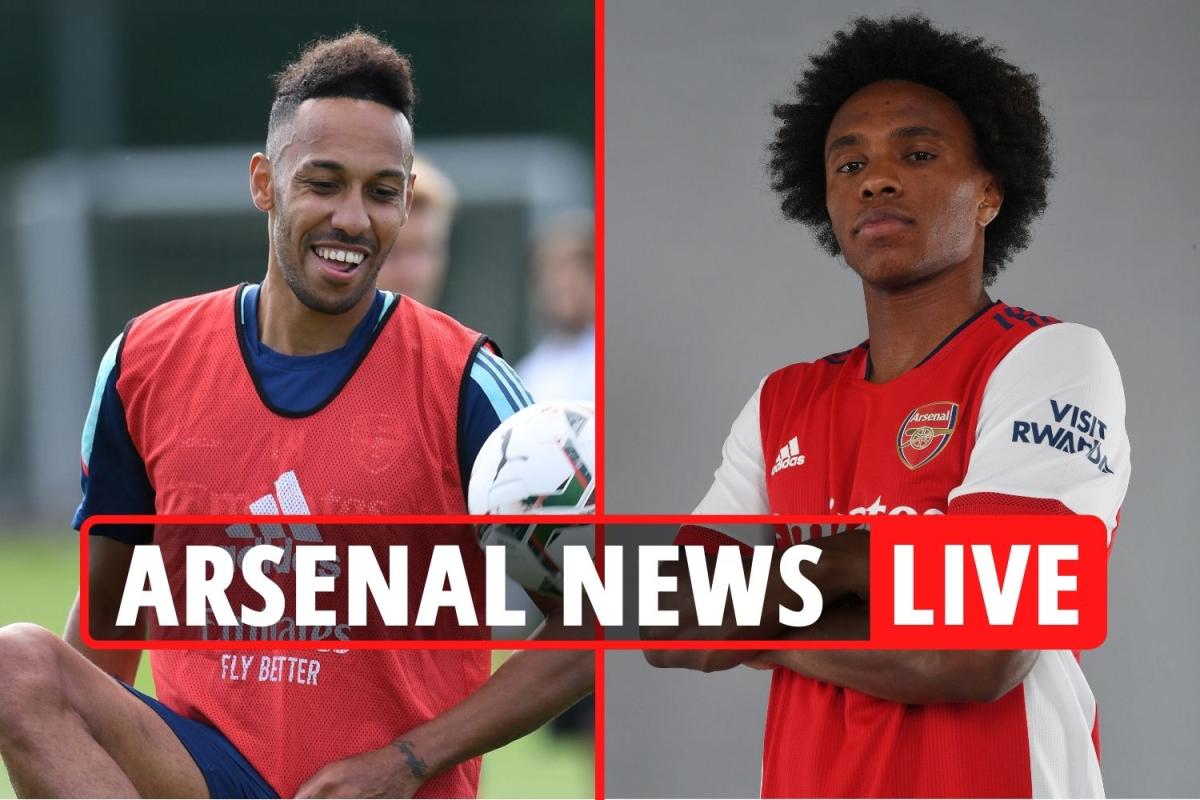 Noticias de transferencia del Arsenal EN VIVO: Aubameyang 'se ofrece para ser escuchado', Willian se retira ÚLTIMO, Torreira Fiorentina médica