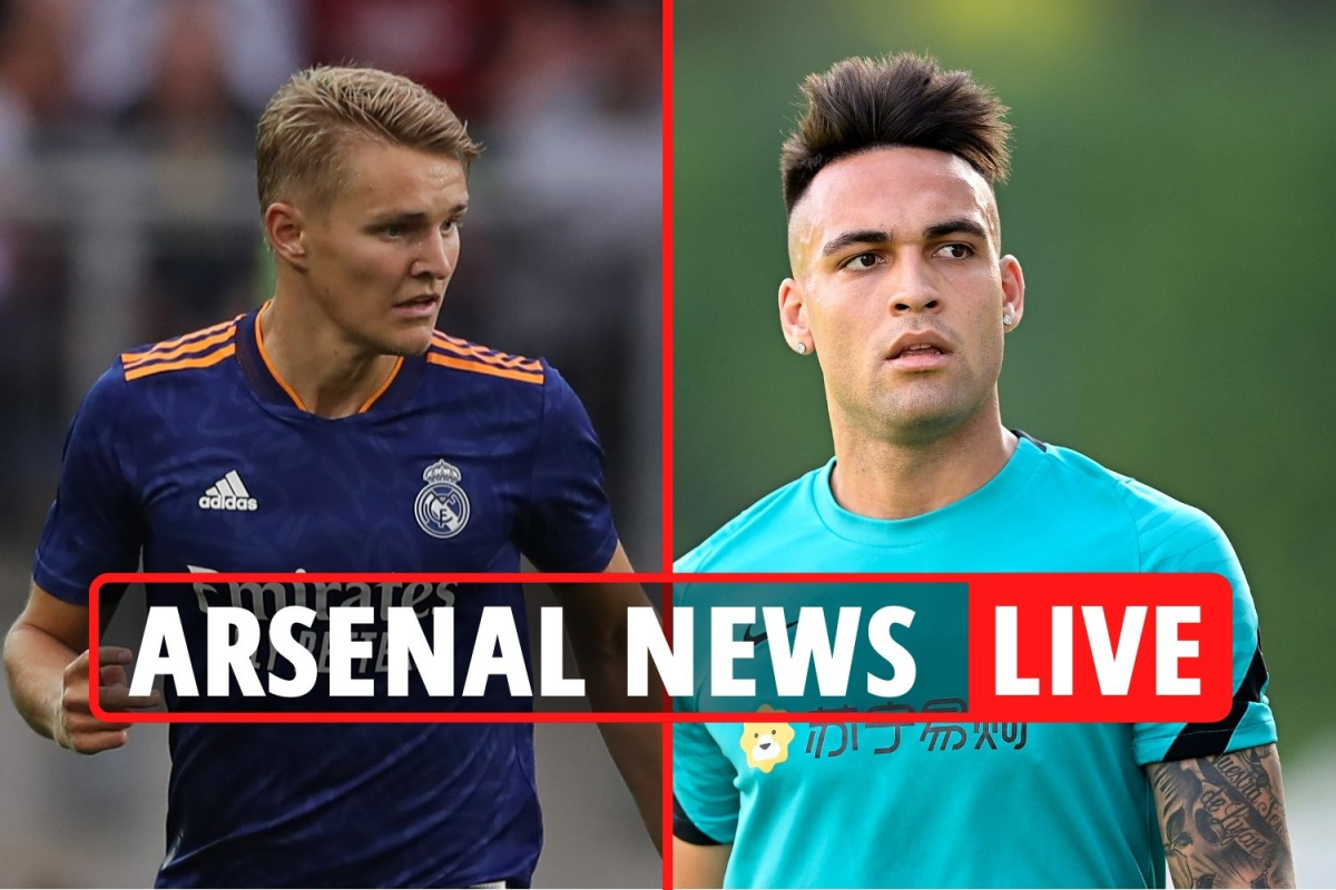 Odegaard 'INMINENT', £ 24m Ramsdale ÚLTIMO, Aouar 'TRANSFER LISTED', Aubameyang más reciente