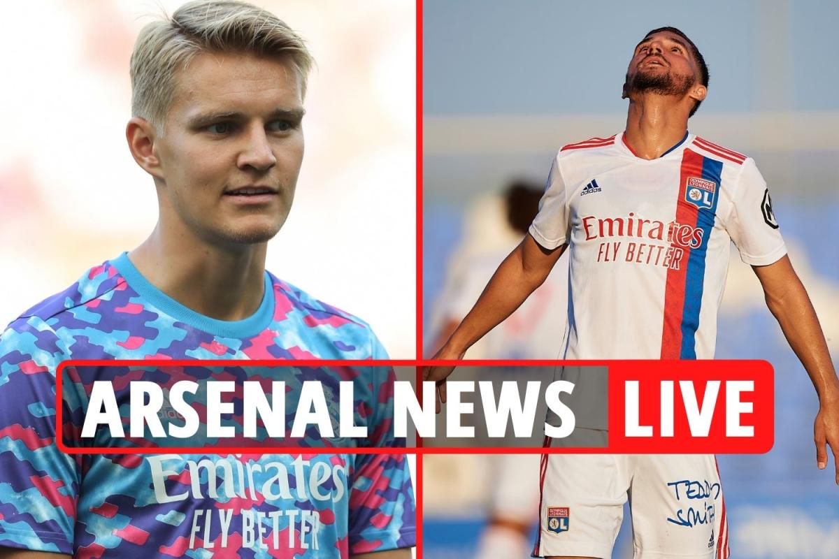 Odegaard 'listo para firmar por £ 29m', Aouar 'TRANSFER LISTED by Lyon', Ramsdale vuelve a negociar