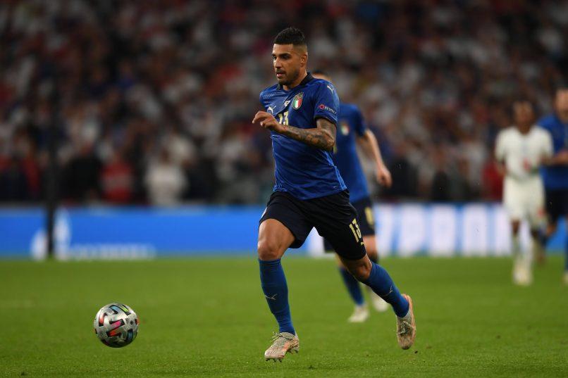 Oficial    El Lyon ficha a Emerson Palmieri cedido por el Chelsea