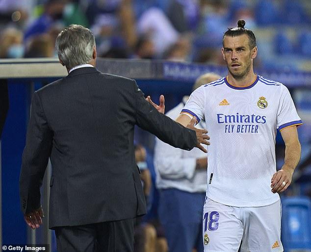 No es casualidad que Gareth Bale vuelva a disparar a toda máquina por el Real Madrid tras el regreso de su primer entrenador en el Bernabéu, Carlo Ancelotti.