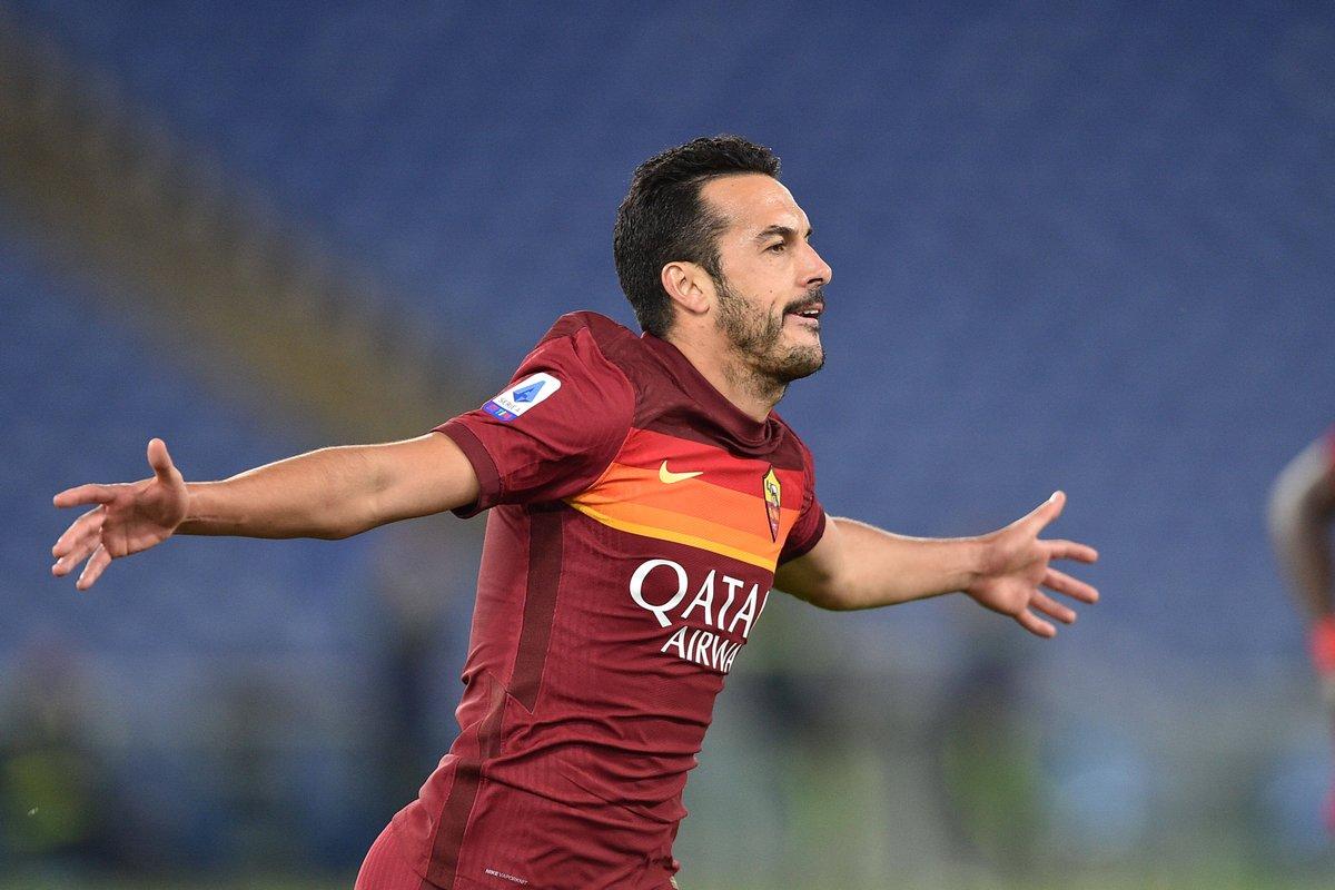 Pedro está cerca de salir de la Roma ¡para irse a la Lazio!