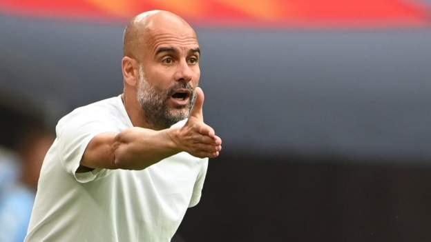 Pep Guardiola: el técnico del Manchester City desafía a los críticos por el gasto del club