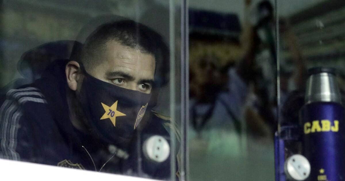 Periodista Bialo da detalles de artículo 'Un grupo talibán liderado por Riquelme se apoderó de Boca'