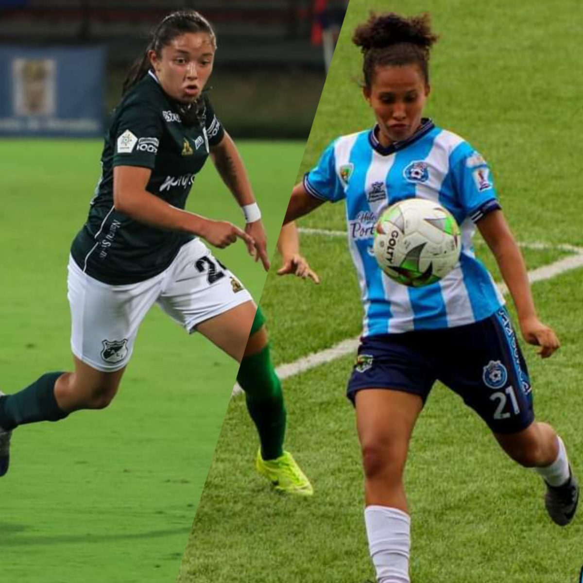 Previa Liga Femenina BetPlay Dimayor 2021- Fecha 8 Real Santander vs Deportivo Cali