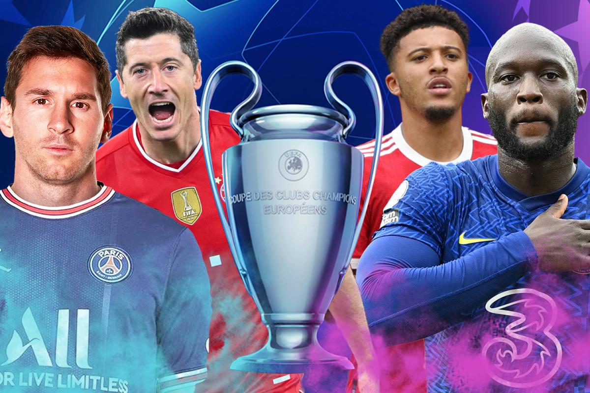 Quién Chelsea, Liverpool, Man City y Man Utd pueden aterrizar en el sorteo de la fase de grupos de la Champions League con PSG y Bayern en una mezcla