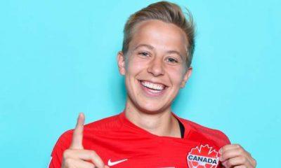 Quinn: el futbolista transgénero de Canadá sobre ser 'visible' y jugar en los Juegos Olímpicos