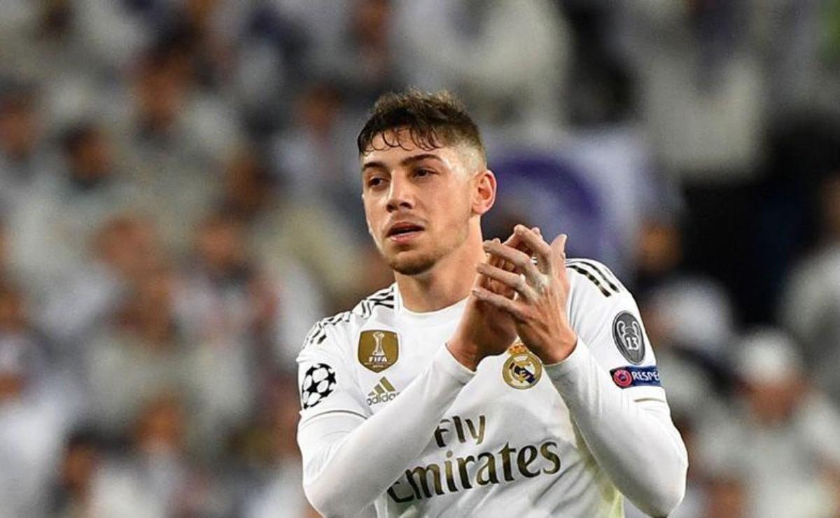 Real Madrid hace oficial la renovación de Federico Valverde hasta 2027