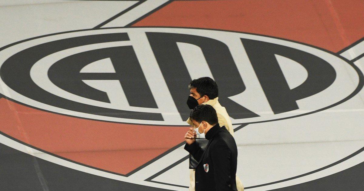 River, con la cabeza en la Copa ante Vélez