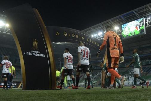 São Paulo termina su participación en la Libertadores con malos números en el ataque;  ver estadísticas