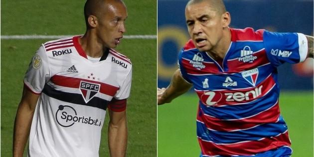São Paulo x Fortaleza: sepa dónde ver EN VIVO y ONLINE los cuartos de final de la Copa do Brasil    Fútbol EN VIVO