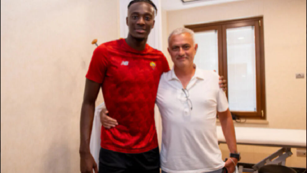 Serie A: Italian club Roma signs forward Tammy Abraham from Chelsea