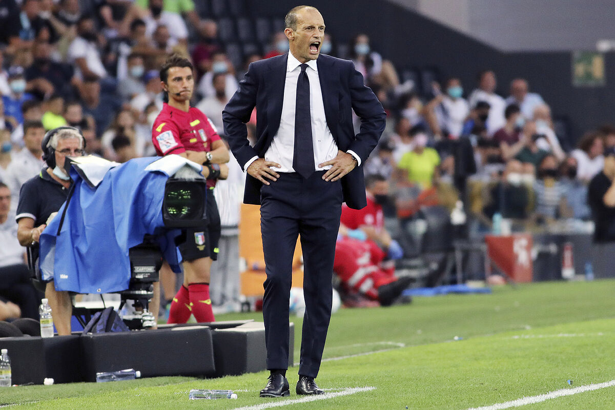 Serie A: Juventus are flawed but Allegri is the man to fix them