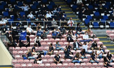 Serie A presidents pushing for stadiums at 50 percent capacity