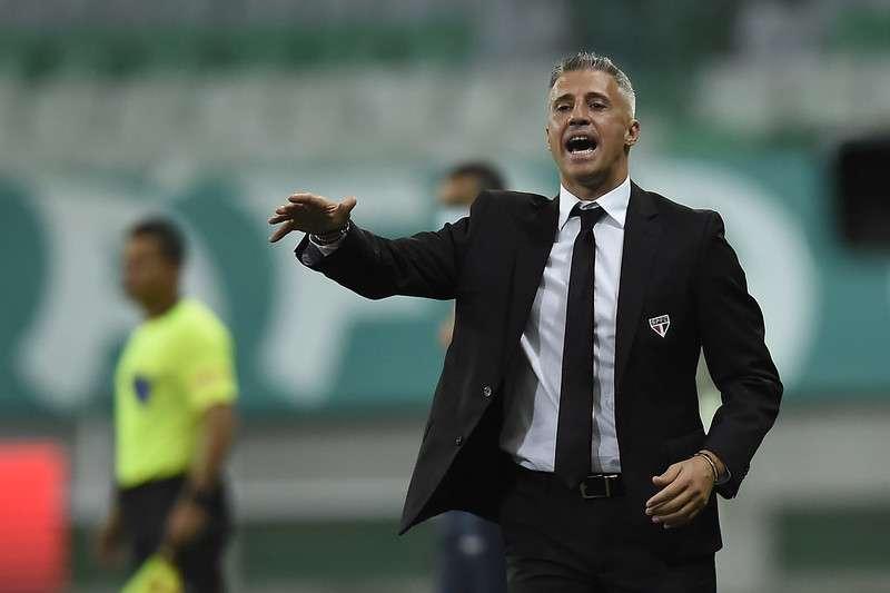 So Paulo: Crespo valora campaña en Libertadores y habla de reconstrucción