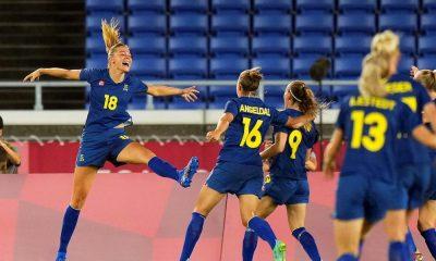 Suecia y Canadá buscan su primer oro olímpico de fútbol