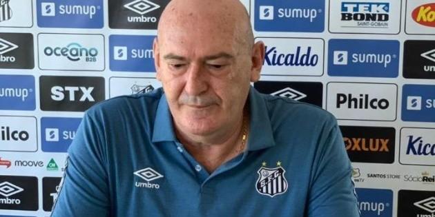 Temas disciplinarios entran en la agenda y Rueda puede vetar al delantero del Santos