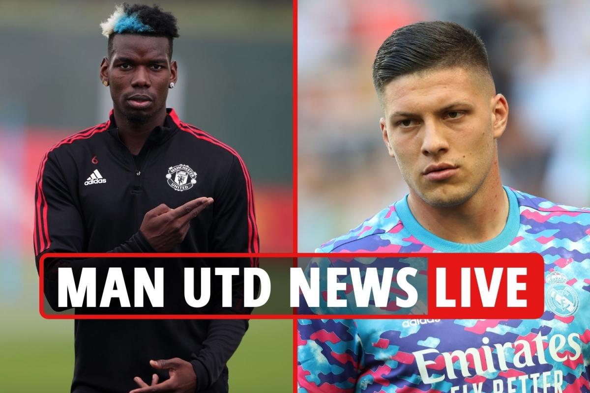 Transferencia libre de Pogba 'muy probable', consideró la oferta de Jovic, Sancho se enfrentará al Leeds, Varane lo último
