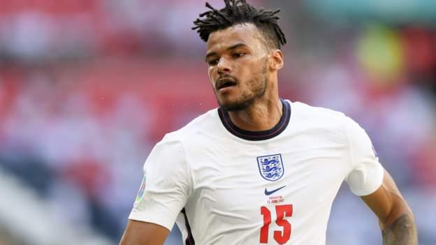 Tyrone Mings: la salud mental del defensa de Inglaterra se `` desplomó '' antes de la Eurocopa 2020
