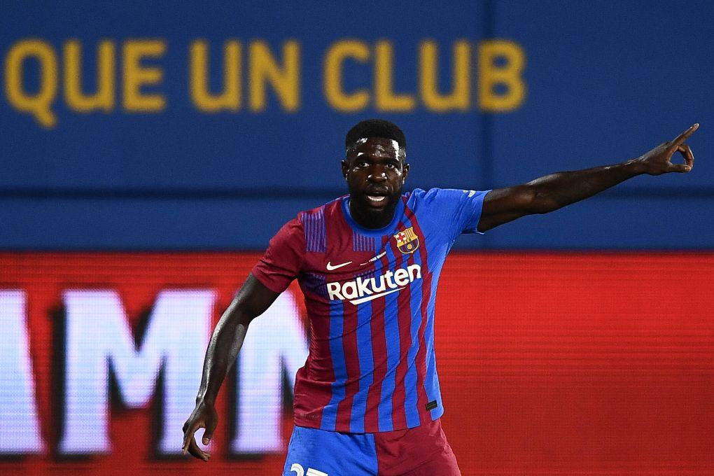 Umtiti solo considerará la salida del Barcelona para un club que compite por títulos