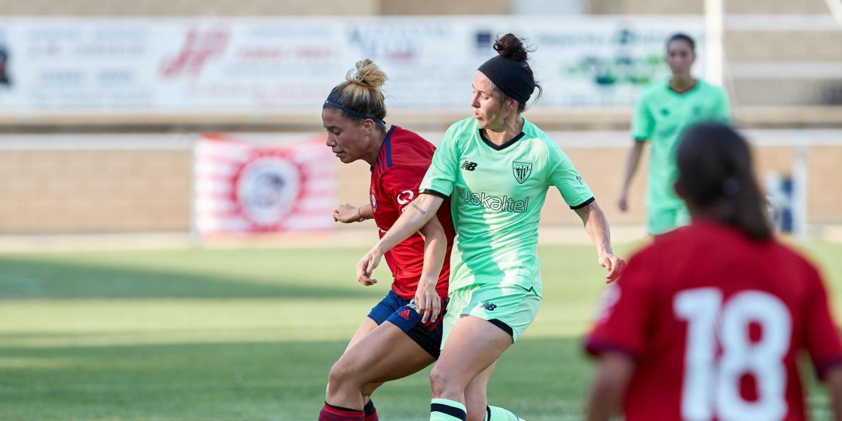 Un gol de Yulema Corres da el triunfo a las leonas frente a Osasuna