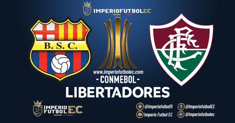 VER PARTIDO Barcelona vs Fluminense EN VIVO partido por la Copa Libertadores
