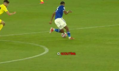 Ver: Fer Nino comete un posible rompimiento de piernas sobre Wesley Fofana en un amistoso de pretemporada