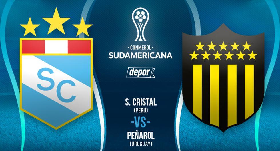 VíA DIRECTV Cristal vs. Peñarol EN VIVO GRATIS por los cuartos de final de la Copa Sudamericana 2021 | Sigue la transmisión y minuto a minuto EN DIRECTO ONLINE por DIRECTV GO | FUTBOL-PERUANO